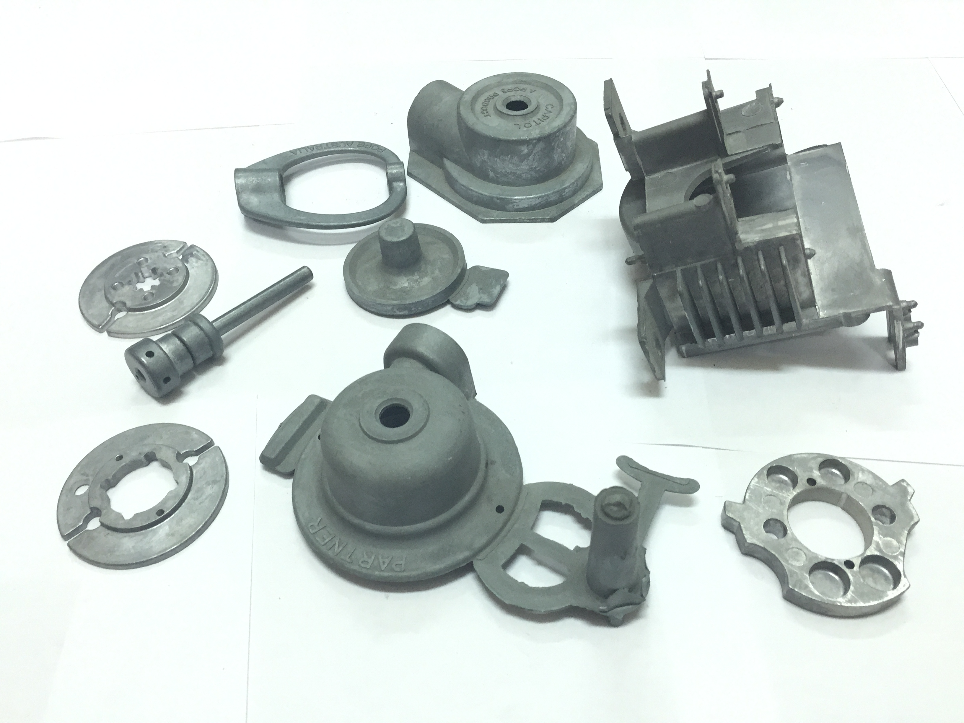 Custom Metal Castings including Die and Investment - Wayga Industry